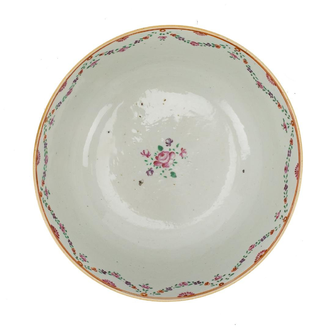 Rare Chinese Export porcelain bowl - 2