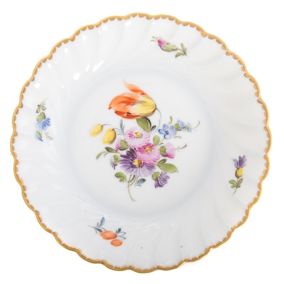 Nymphenburg porcelain dinner service - 2