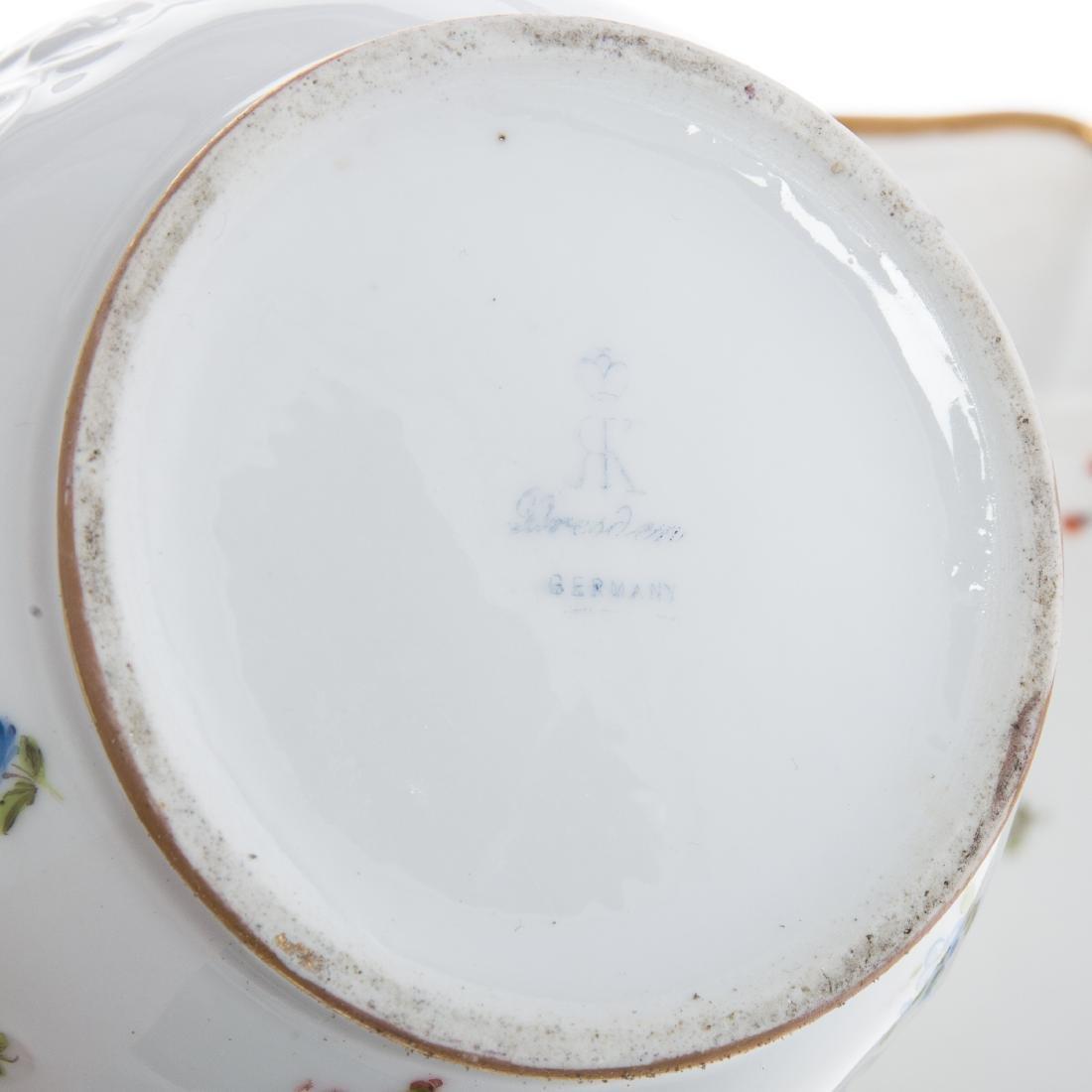 Nymphenburg porcelain dinner service - 5