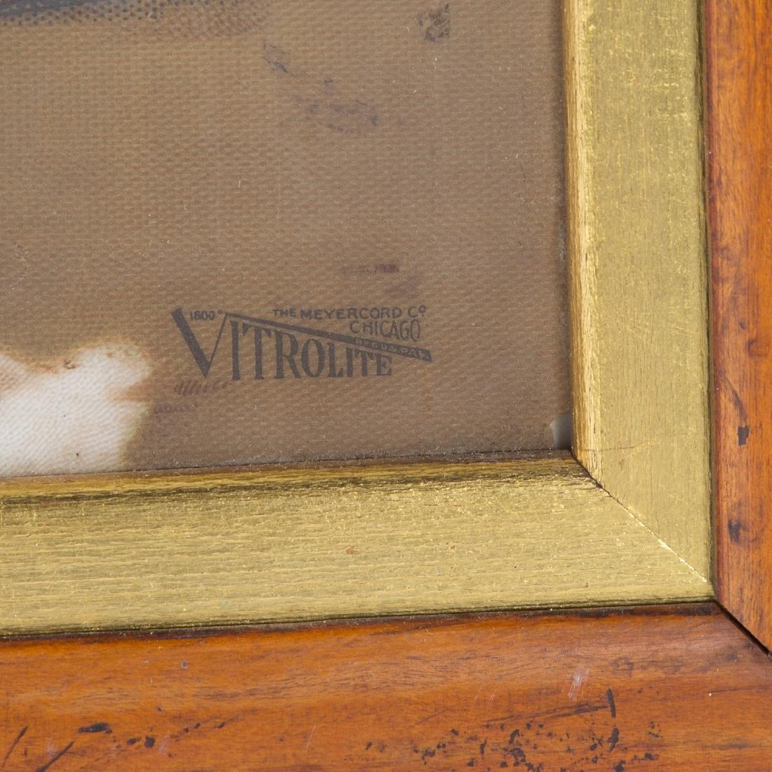 I.W. Harper Whiskey Vitrolite advertising sign - 4