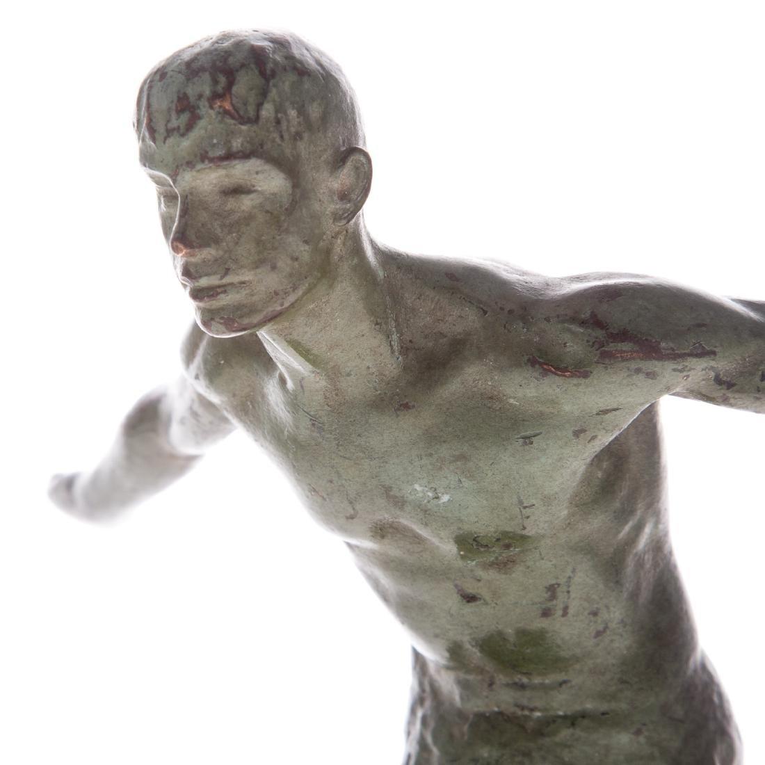 Joseph Brown. Diver, bronze - 3