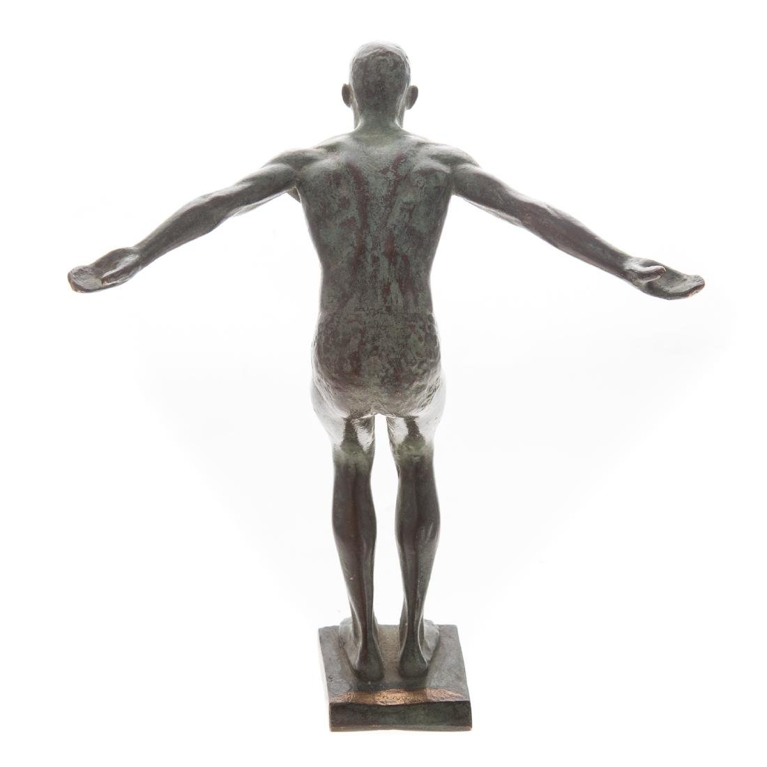 Joseph Brown. Diver, bronze - 4