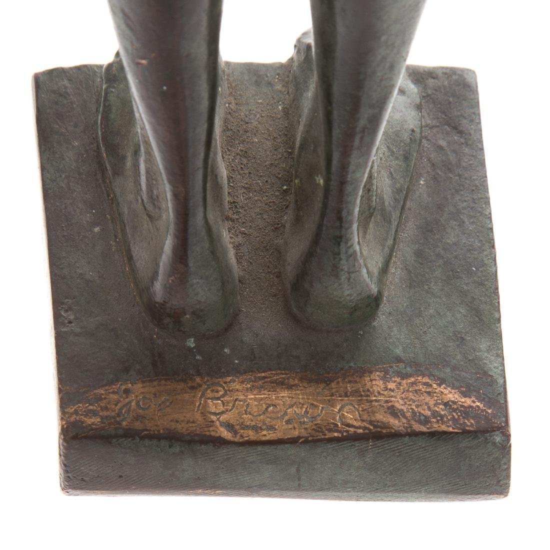 Joseph Brown. Diver, bronze - 5