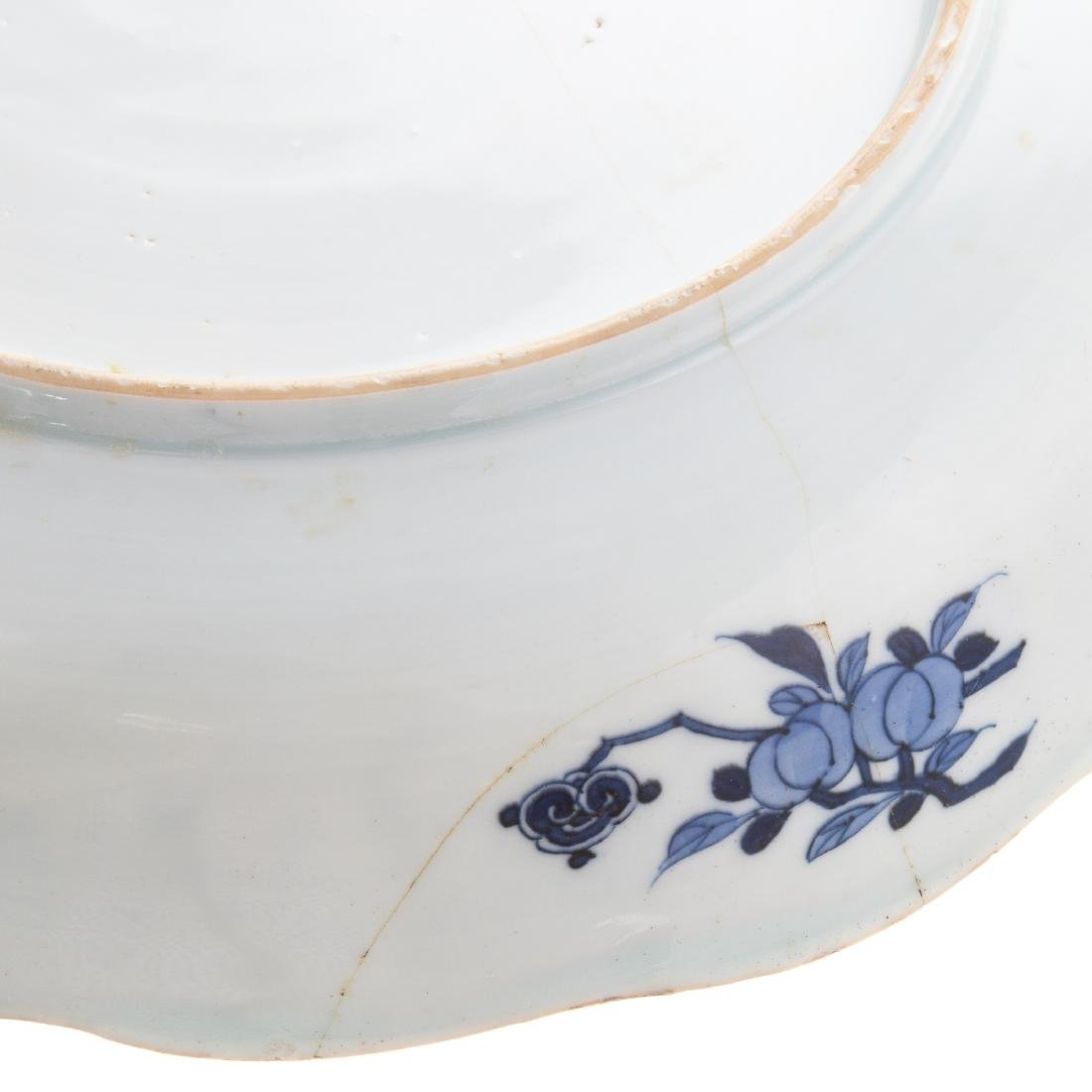 Chinese Export armorial bowl - 6