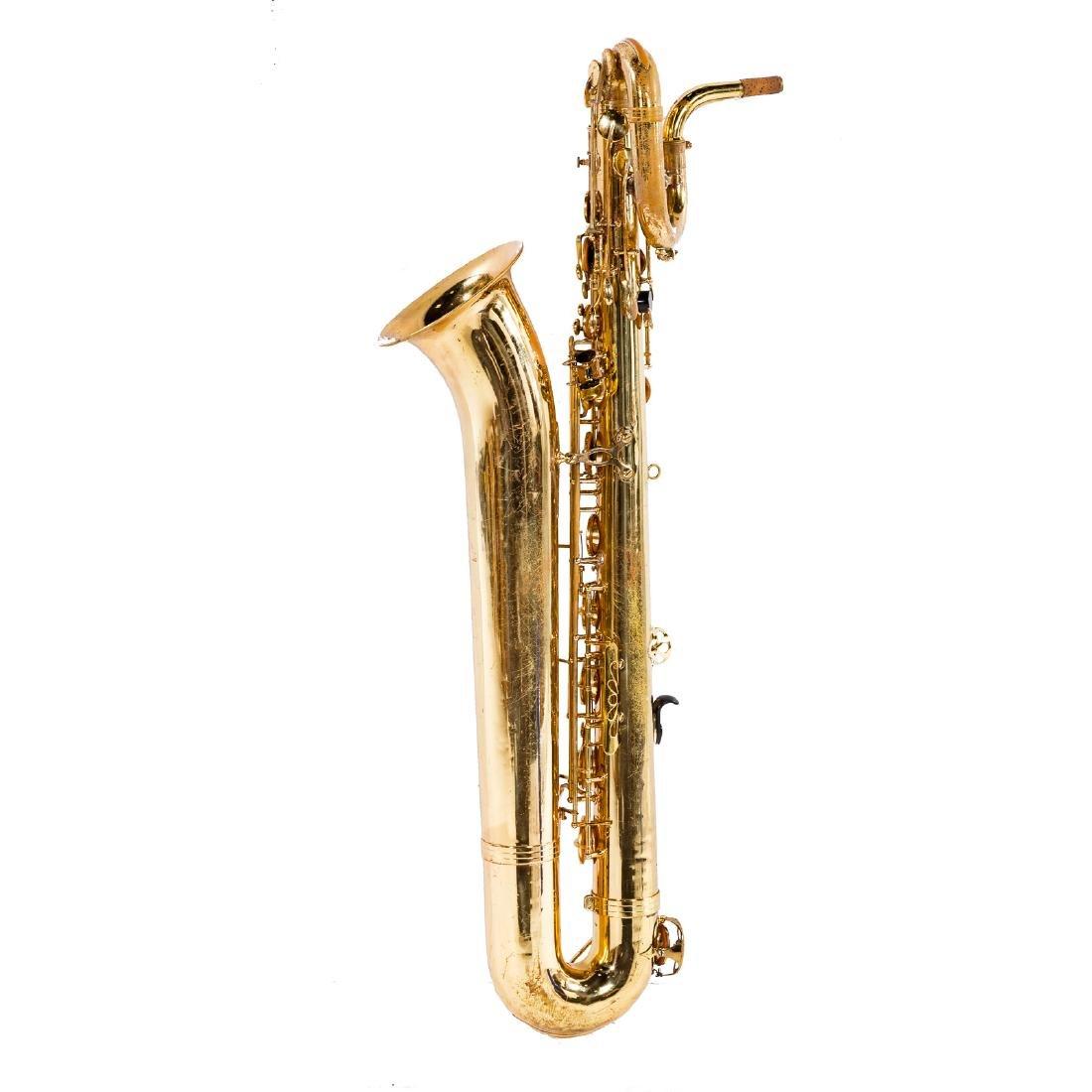 K.H.S. Jupiter alto saxophone - 2