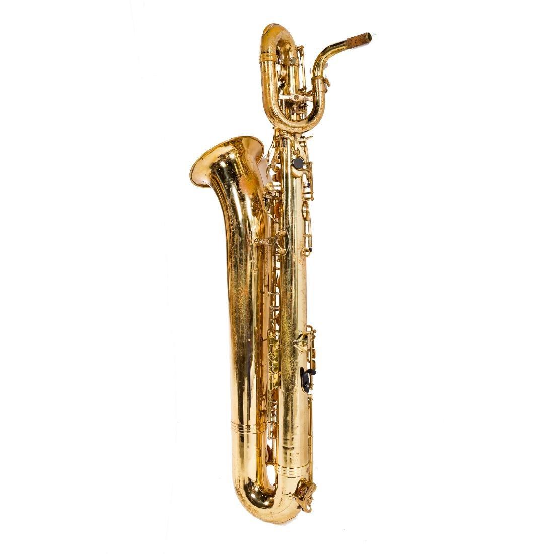 K.H.S. Jupiter alto saxophone - 3