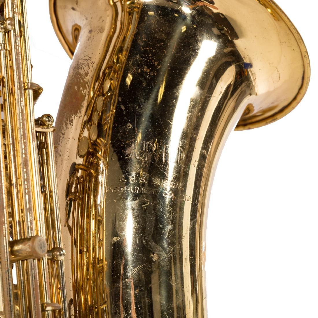 K.H.S. Jupiter alto saxophone - 4