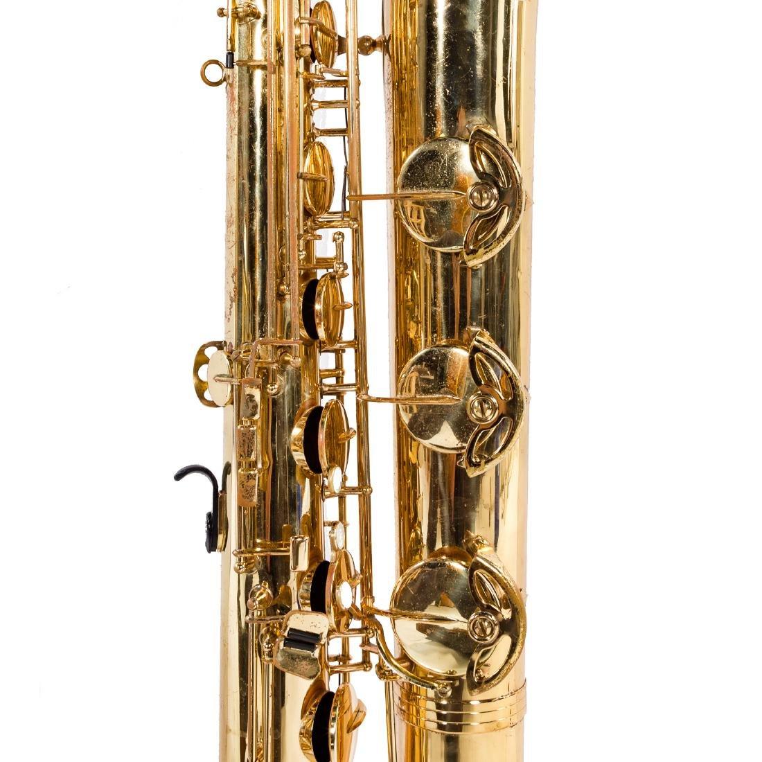 K.H.S. Jupiter alto saxophone - 6