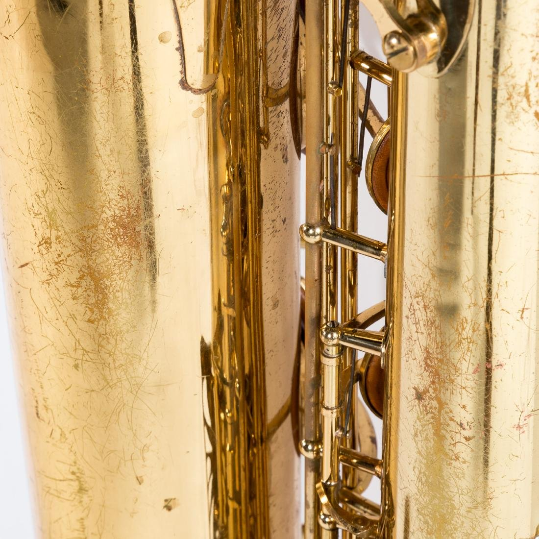 K.H.S. Jupiter alto saxophone - 8