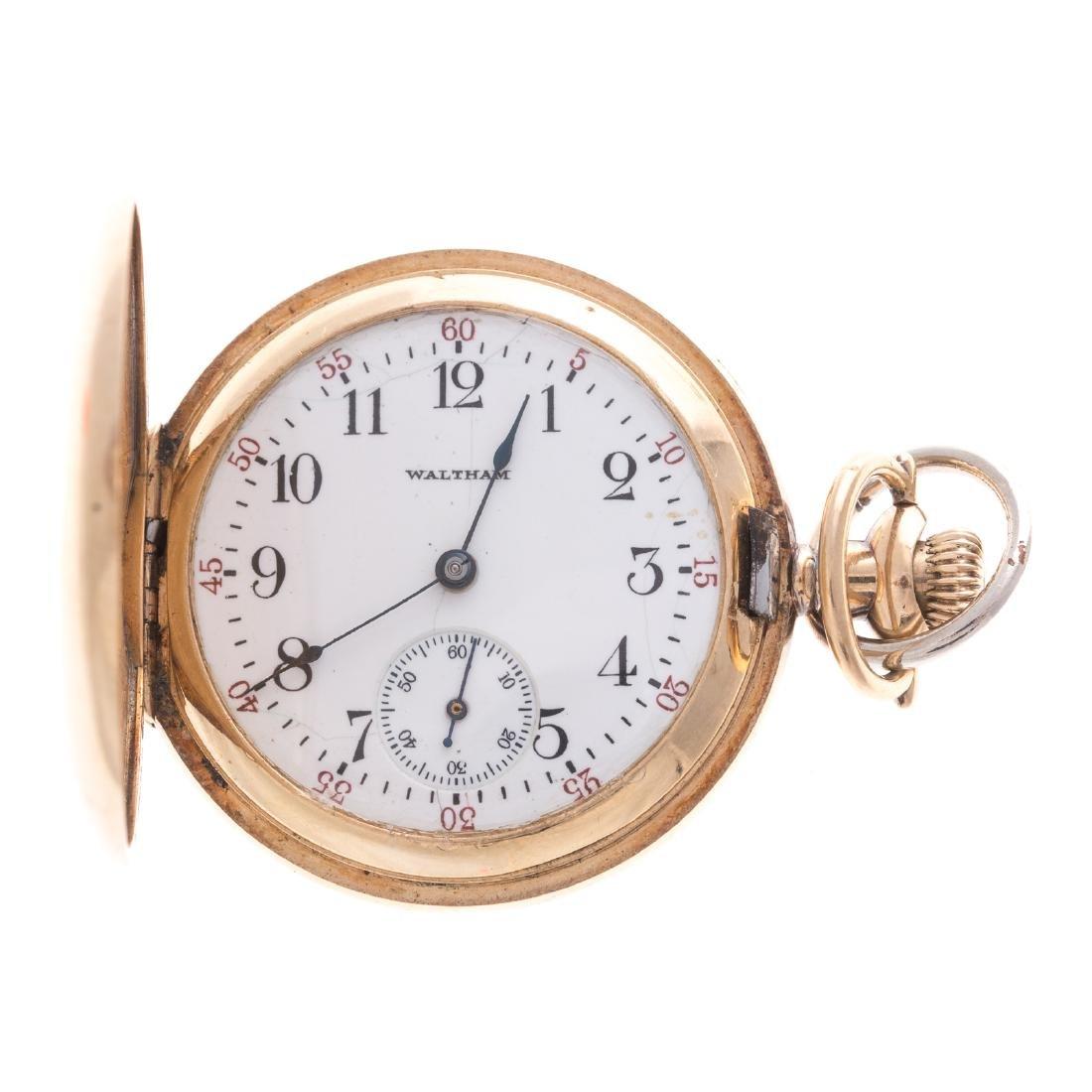 Two Gentlemen's Vintage Pocket Watches - 2