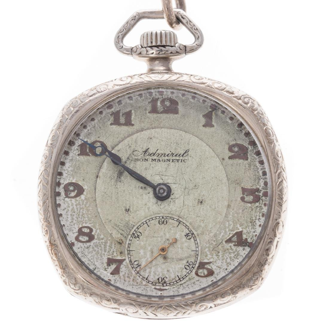 Two Gentlemen's Vintage Pocket Watches - 3