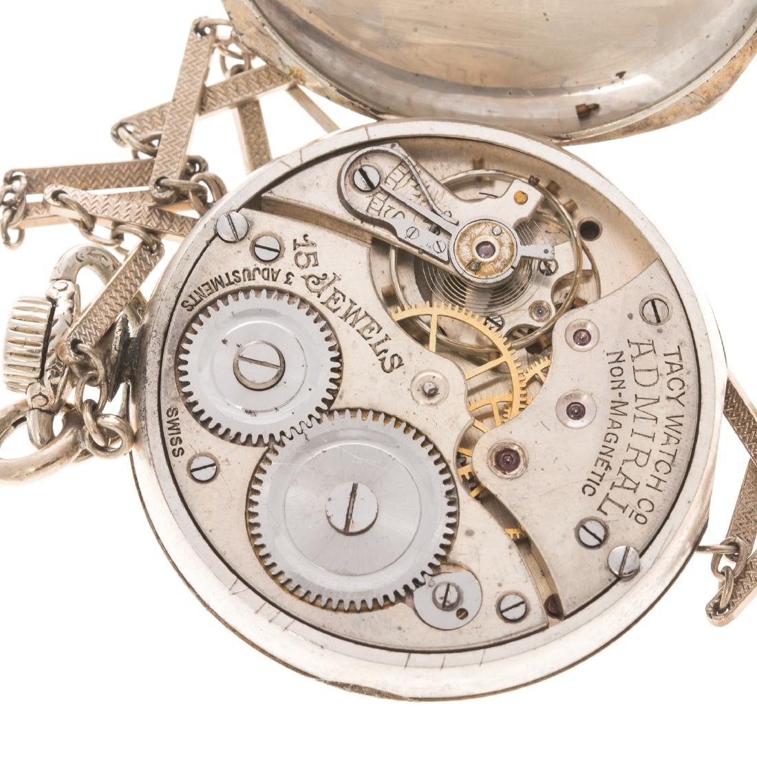 Two Gentlemen's Vintage Pocket Watches - 5