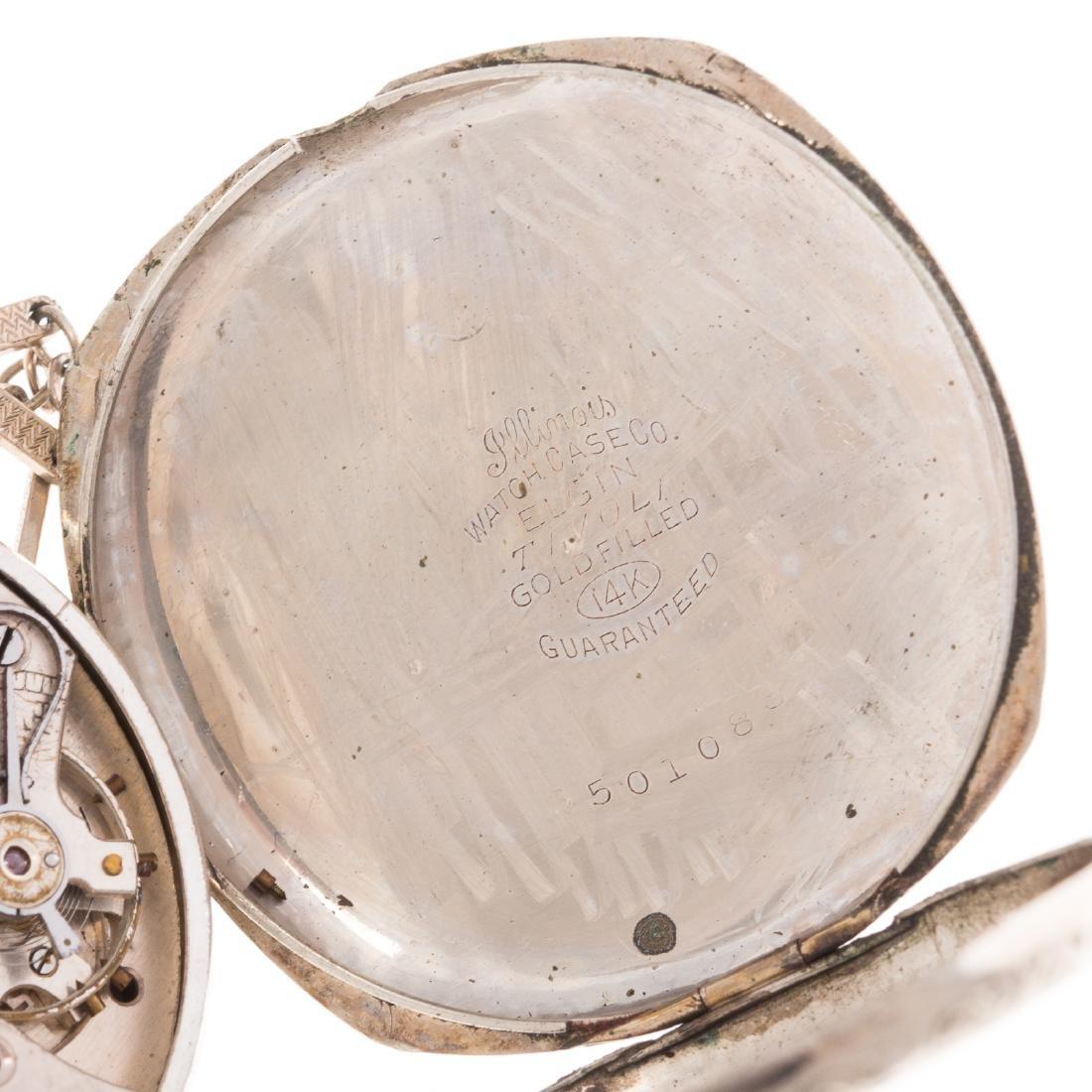 Two Gentlemen's Vintage Pocket Watches - 6