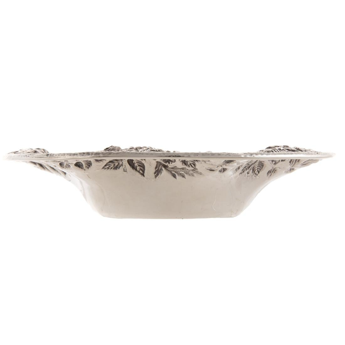 Kirk repousse sterling vegetable bowl - 2