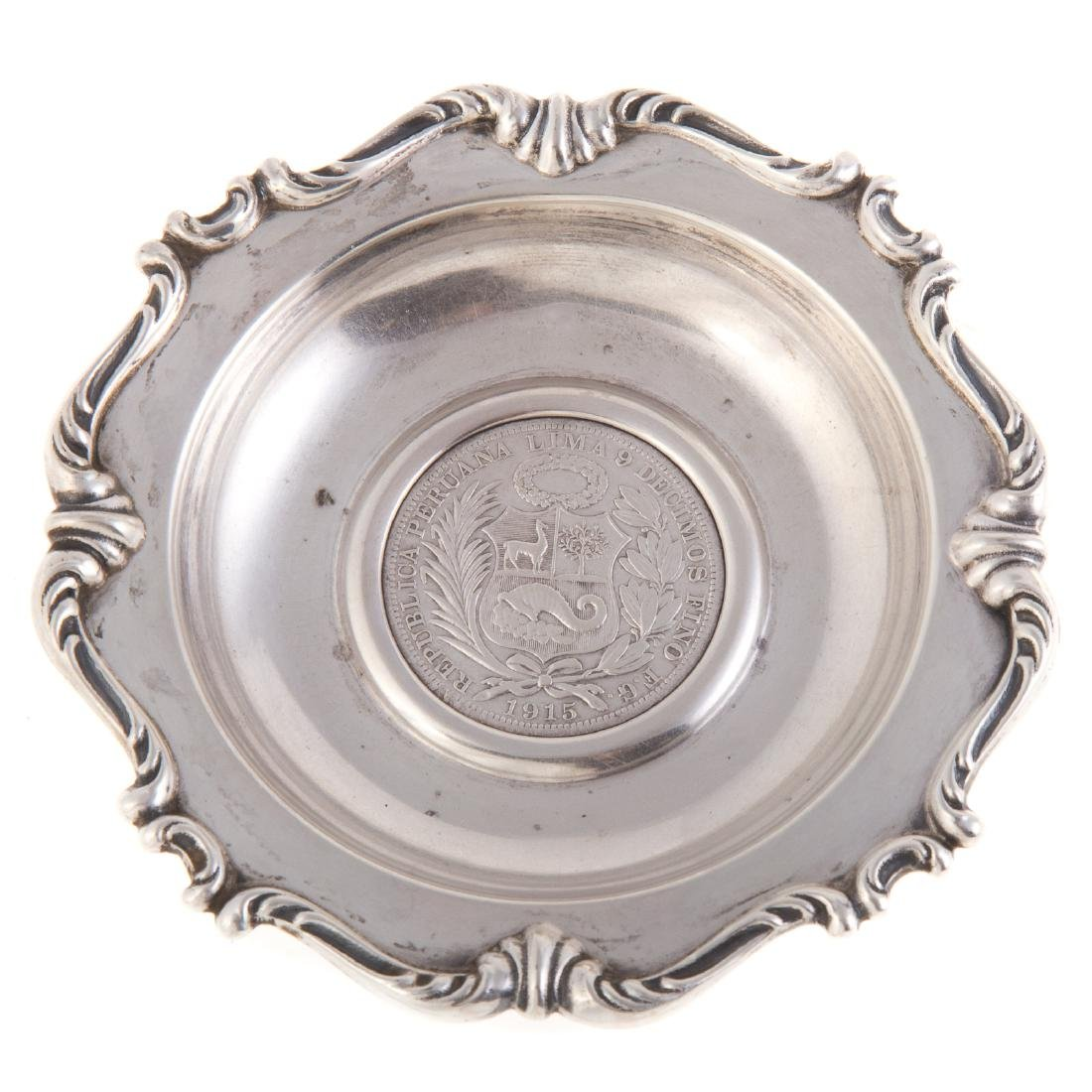 American & Continental silver vanity items - 4