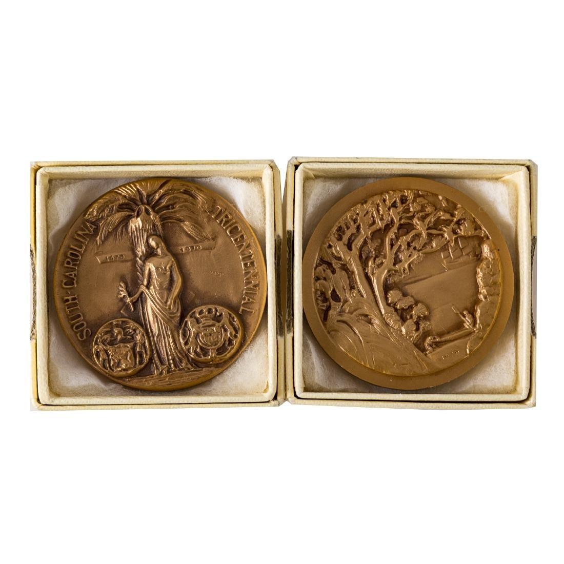Collection of US Bicentennial era medals - 4