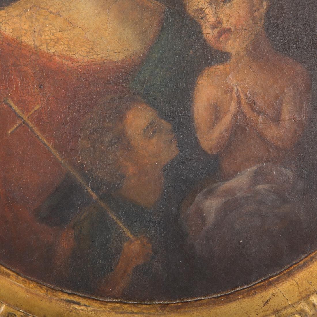 Italian School, 17th century. Madonna and Child - 3