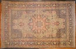 Antique Lavar Kerman carpet, approx. 12.5 x 19.5