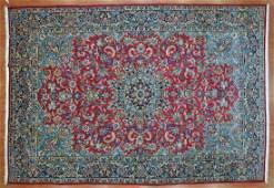 Persian Kerman carpet approx 10 x 139