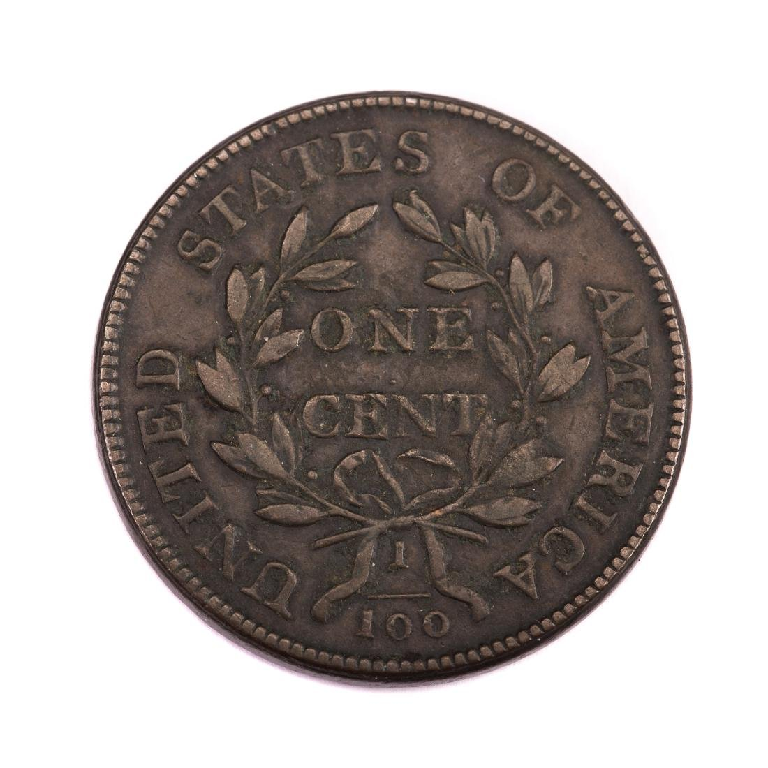 1803 Large Cent Ch VF Small Date Small Fraction - 2