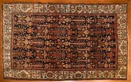 Antique Feraghan Sarouk rug, approx. 4.3 x 6.7
