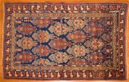 Antique Afshar rug approx 39 x 59