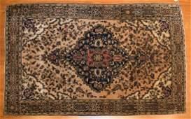 Antique Feraghan Sarouk rug, approx. 4 x 6.4