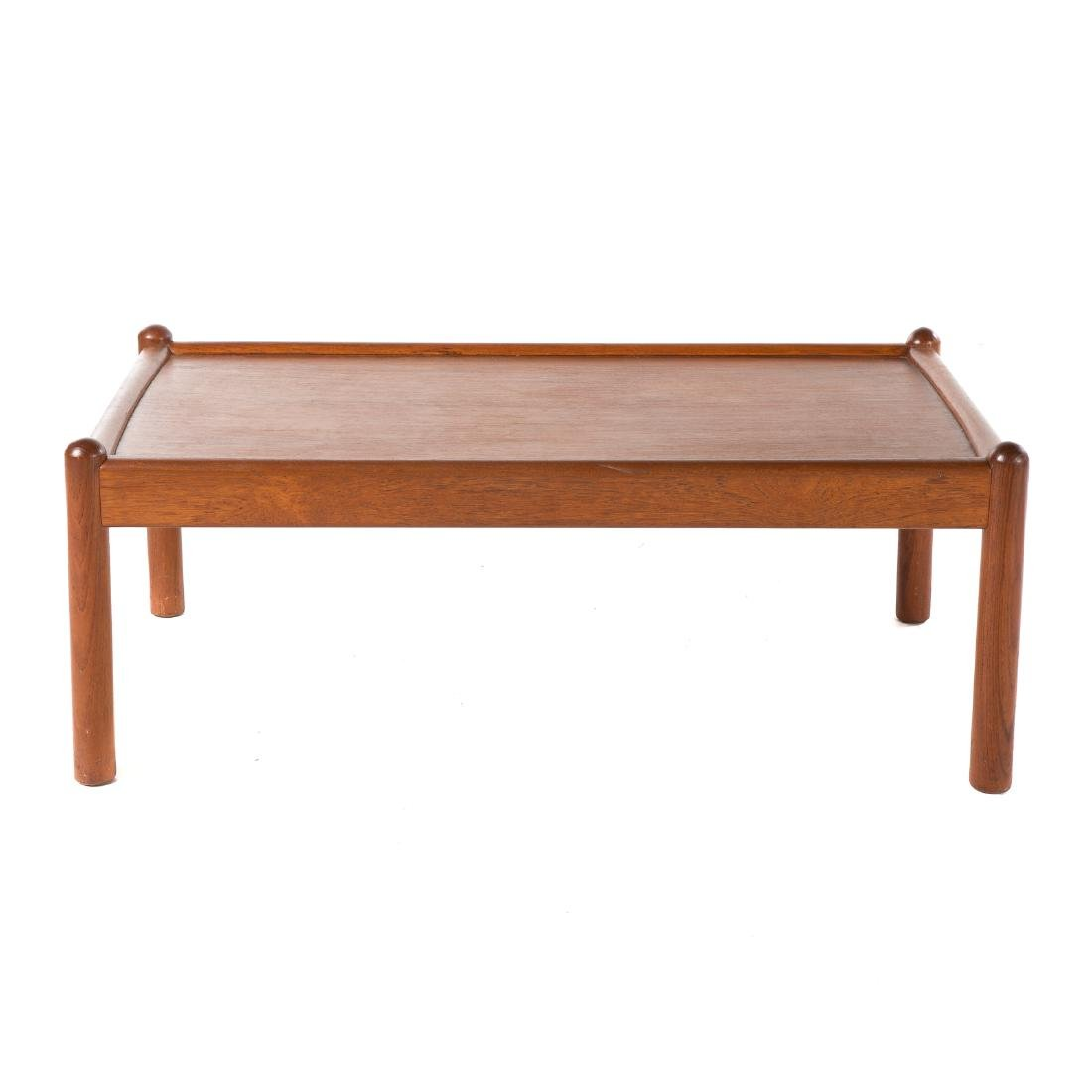Danish Modern Teakwood Coffee Table