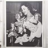 Large Collection Of Shirley Temple Photographs