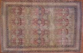 Antique Lavar Kerman Carpet, Persia, 8.10 x 14.1