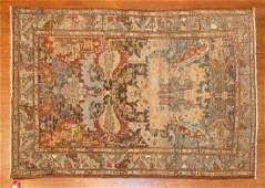 Semi-Antique Bahktiari Rug, Persia, 3.1 x 4.3