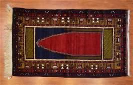 Turkish Yahyali Prayer Rug 46 x 76