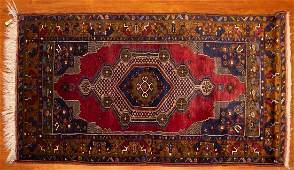 Turkish Yahyali Rug, 3.11 x 7