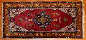 Turkish Yahyali Rug, 3.11 x 8