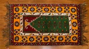 Turkish Yahyali Rug, 3.5 x 5.3