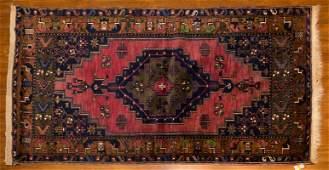 Turkish Yahyali Rug, 3.8 x 7.1