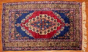 Turkish Yahyali Rug, 4.6 x 7.1