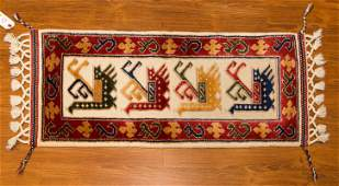 Turkish Konya Rug 15 x 3