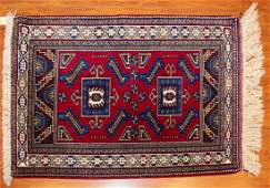 Turkish Konya Rug 32 x 54