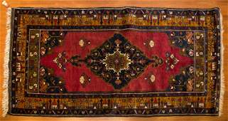 Turkish Yahyali Rug, 3.9 x 7