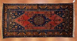 Turkish Yahyali Rug, 4 x 8.4