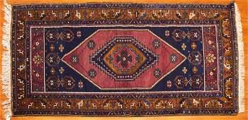 Turkish Yahyali Rug, 4.1 x 7.11