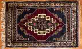 Turkish Yahyali Rug, 4.5 x 6.10