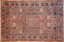 Semi-Antique Bahktiari Carpet, Persia, 10 x 15.6
