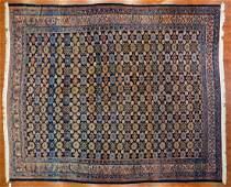 Antiique Sultanabad Carpet, Persia, 10.6 x 13