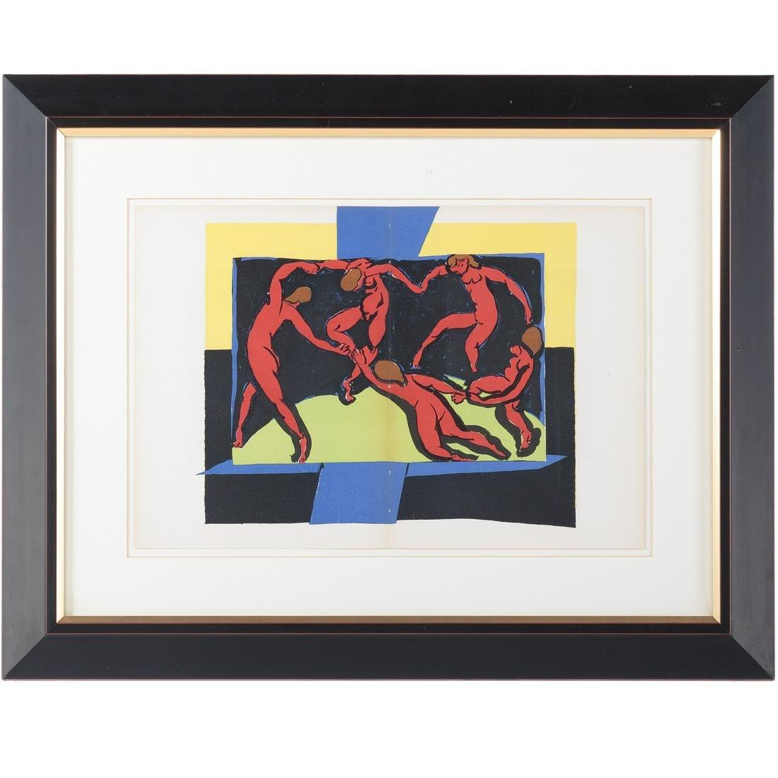 "Henri Matisse. ""La Danse"""