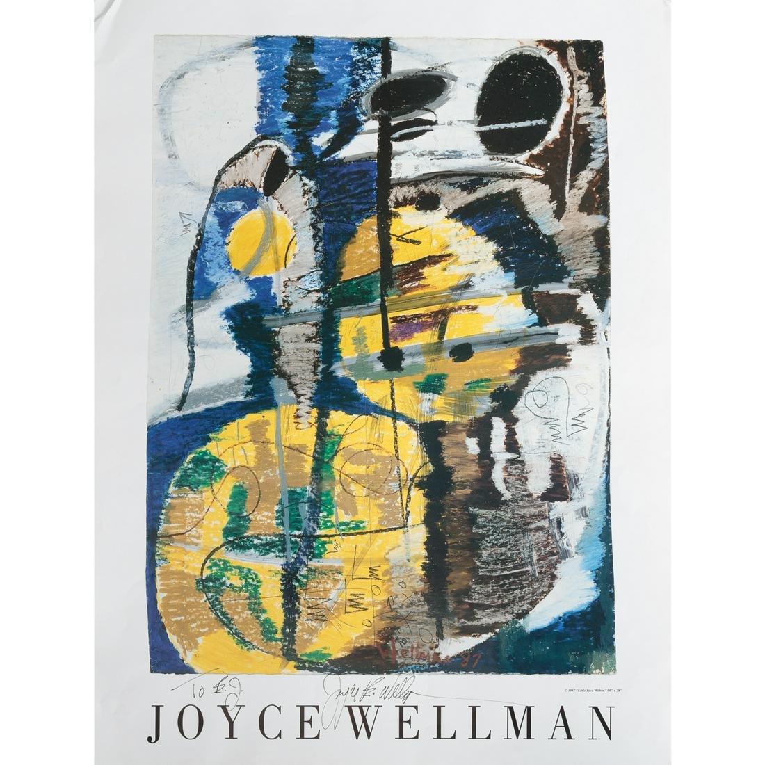"""Joyce Wellman. """"Little Face Within"""""""