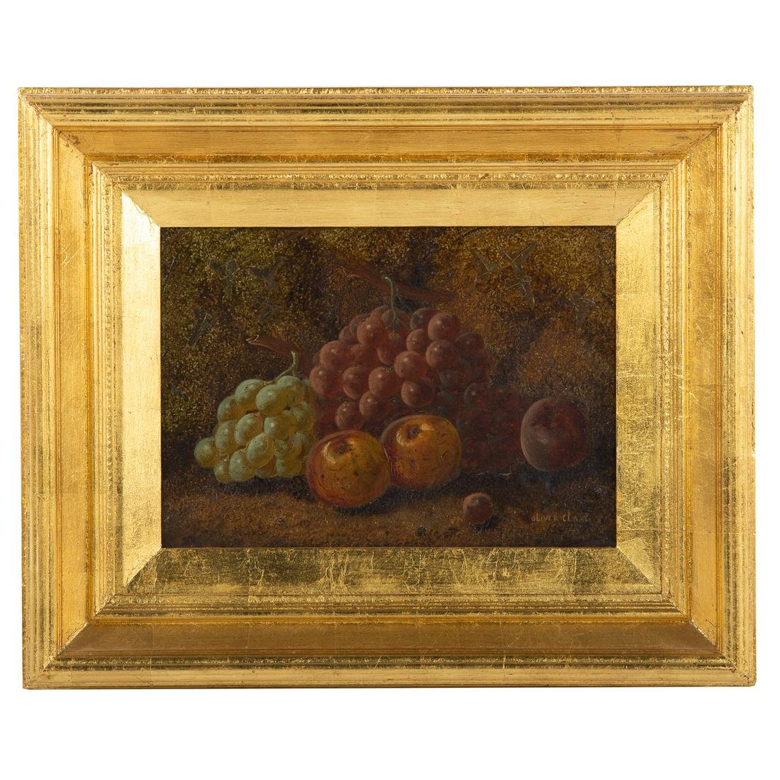 Oliver Clare. Still Life With Fruit