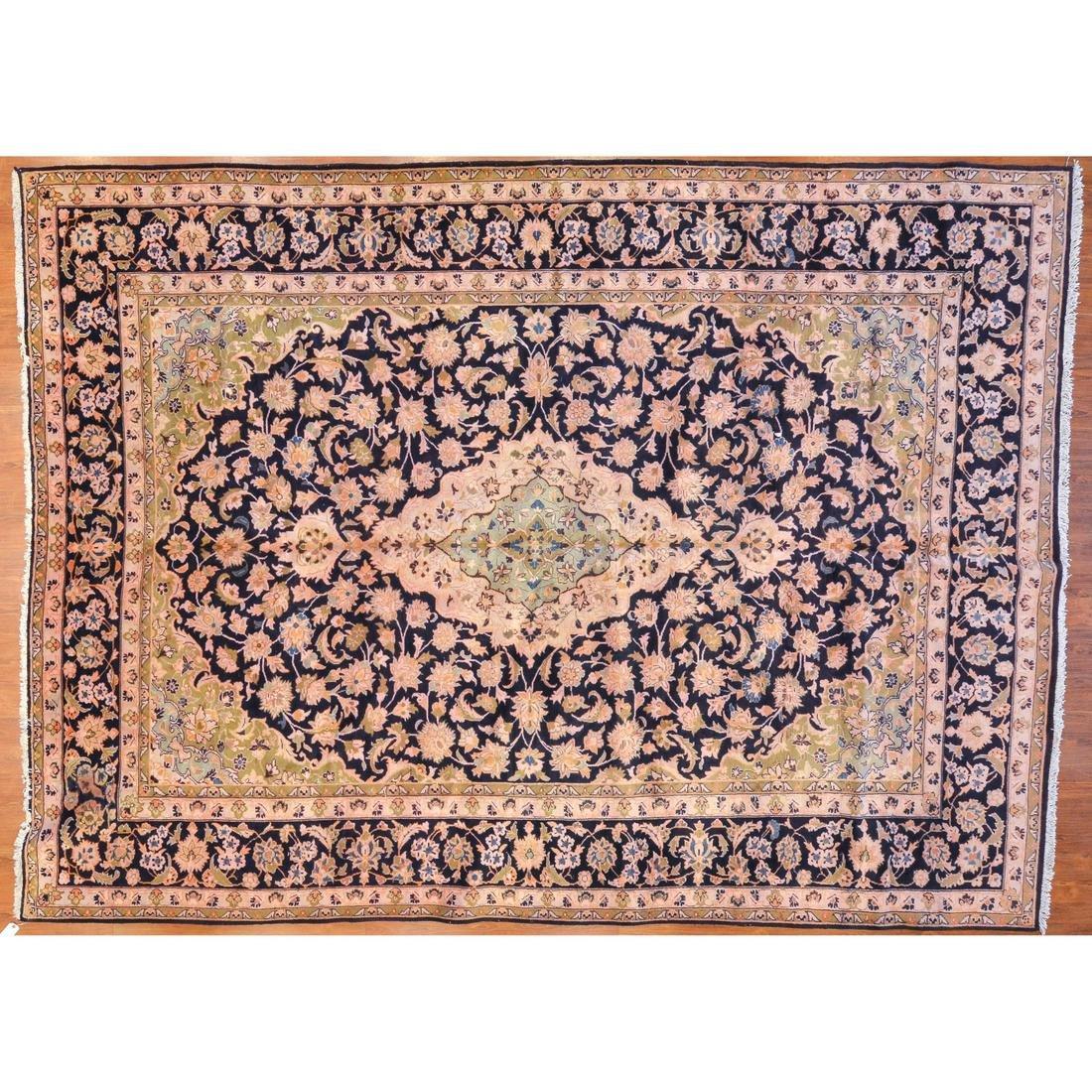 Najafabad Carpet, Persia, 9 x 12.1