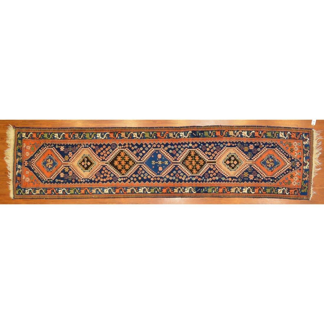 Yelameh Runner, Persia, 2.8 x 11.9